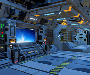 3D Environment Design